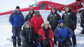 HRH The Prince of Orange of the Netherlands visits Greenland