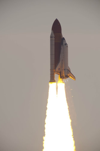Launch of Space Shuttle Endeavour for STS-134 mission