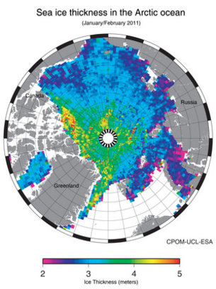 Space for Earth - Arctic