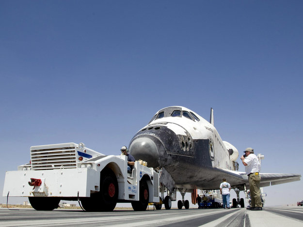 space shuttle horses arse - photo #27