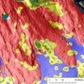 Avalanche mapped using new algorithm