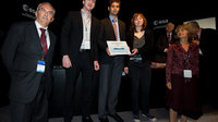 CENTRALE team received the SAFRAN Prize