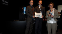 ENSMAEROSPATIALE team received the EADS Prize