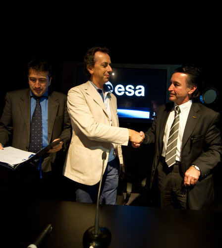 ESA/Cristiano di Thieme SPA license agreement