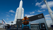 ESA pavilion at Paris Air & Space Show