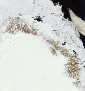Greenland's ice sheet