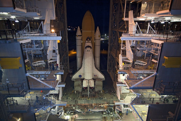 how many space shuttle missions were launched - photo #10