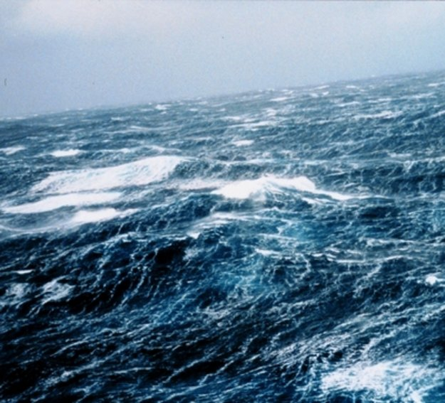 The World S Ocean Waves Now In One Place Envisat