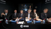 Signature of the Galileo Ground Mission Segment contract and Gal
