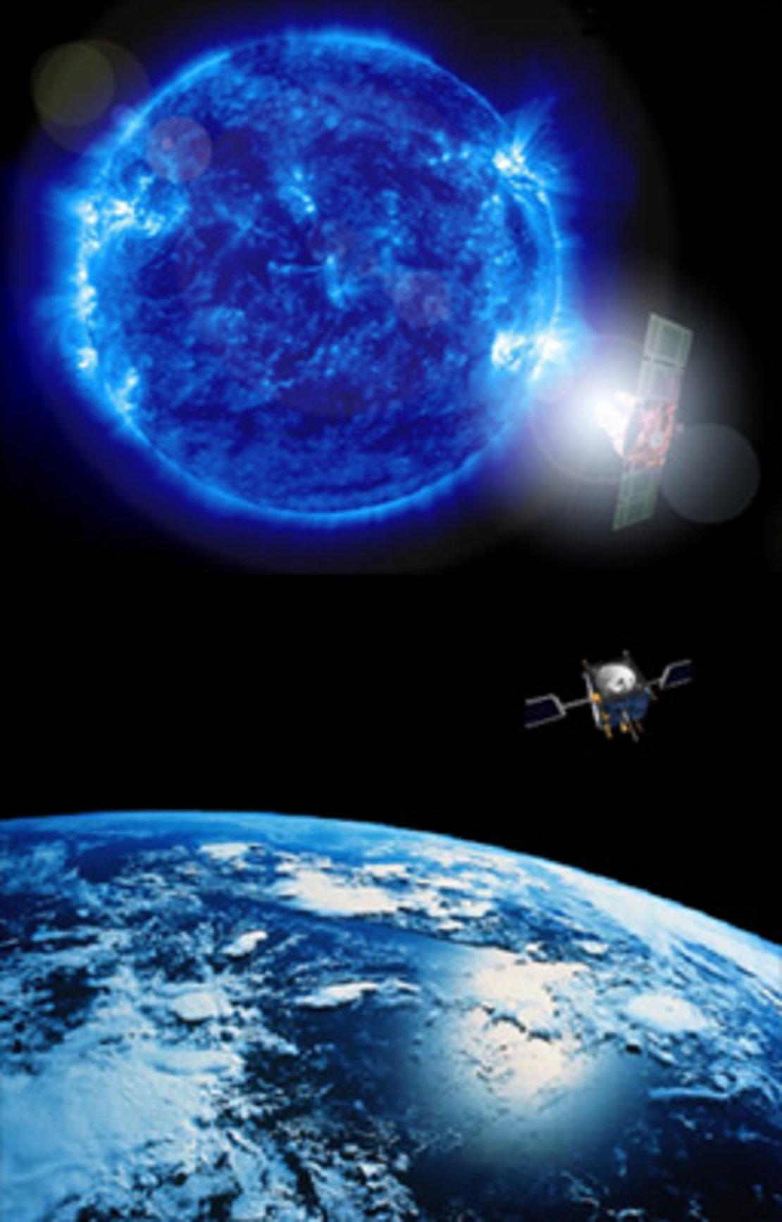 Radiation: satellites' unseen enemy / Space Engineering