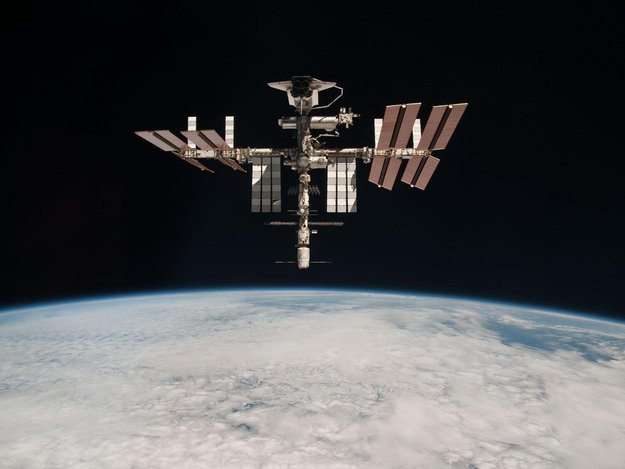 Building the international space station international for When was the international space station built
