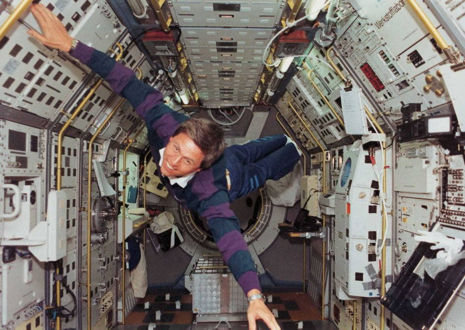 Spacelab Story Highlights Human Spaceflight Our