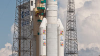 Ariane 5 flight VA203 on launch pad