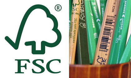 FSC-certified products