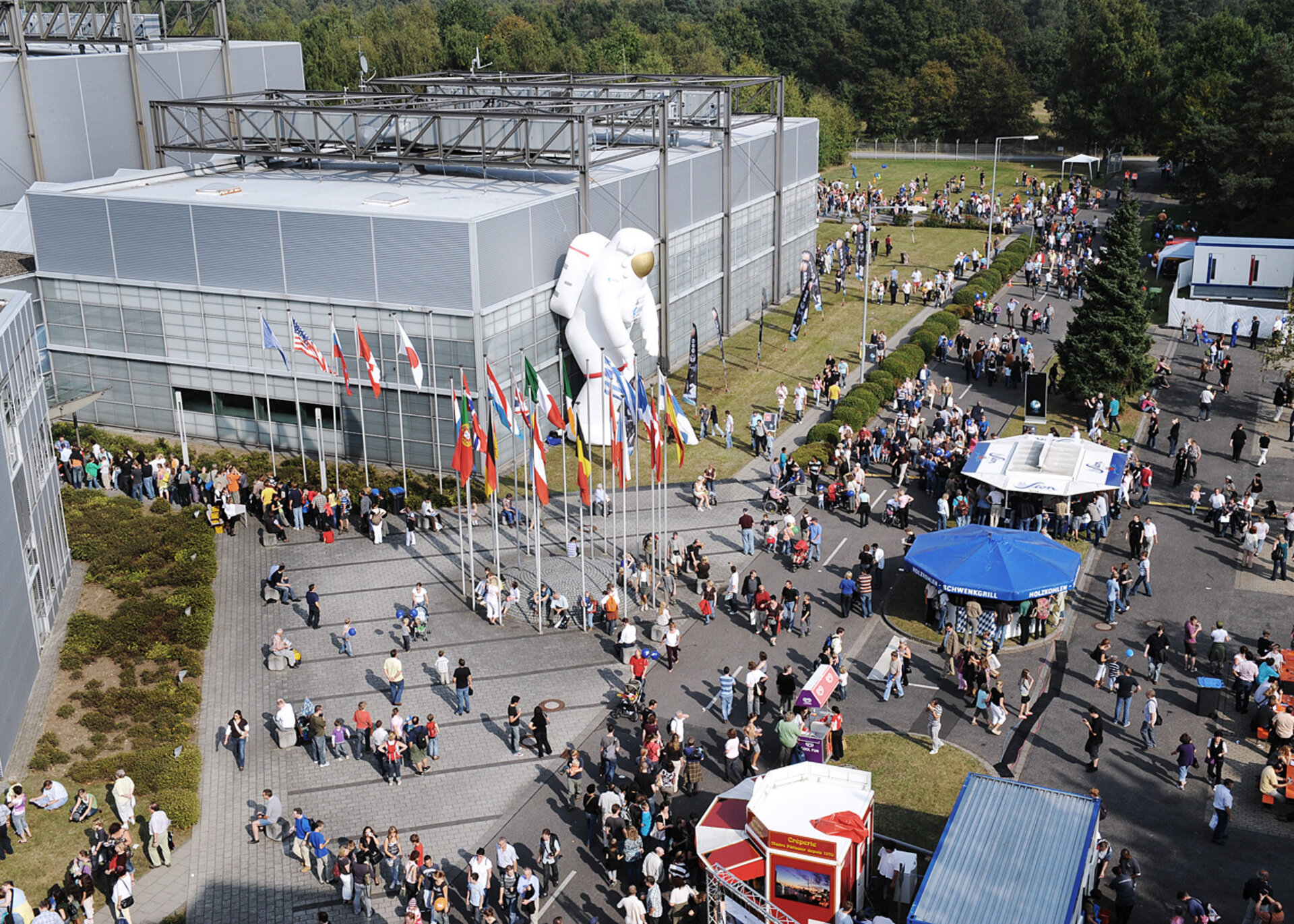 German Aerospace Day is a crowd-puller