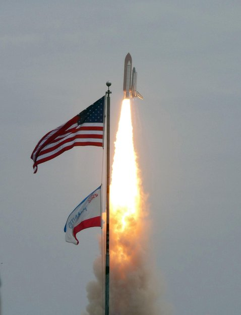 Space in Images - 2011 - 07 - Last Space Shuttle mission ...