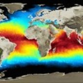 Sea-surface temperature from ERS