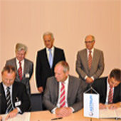 Signing of Sentinel-4 contract