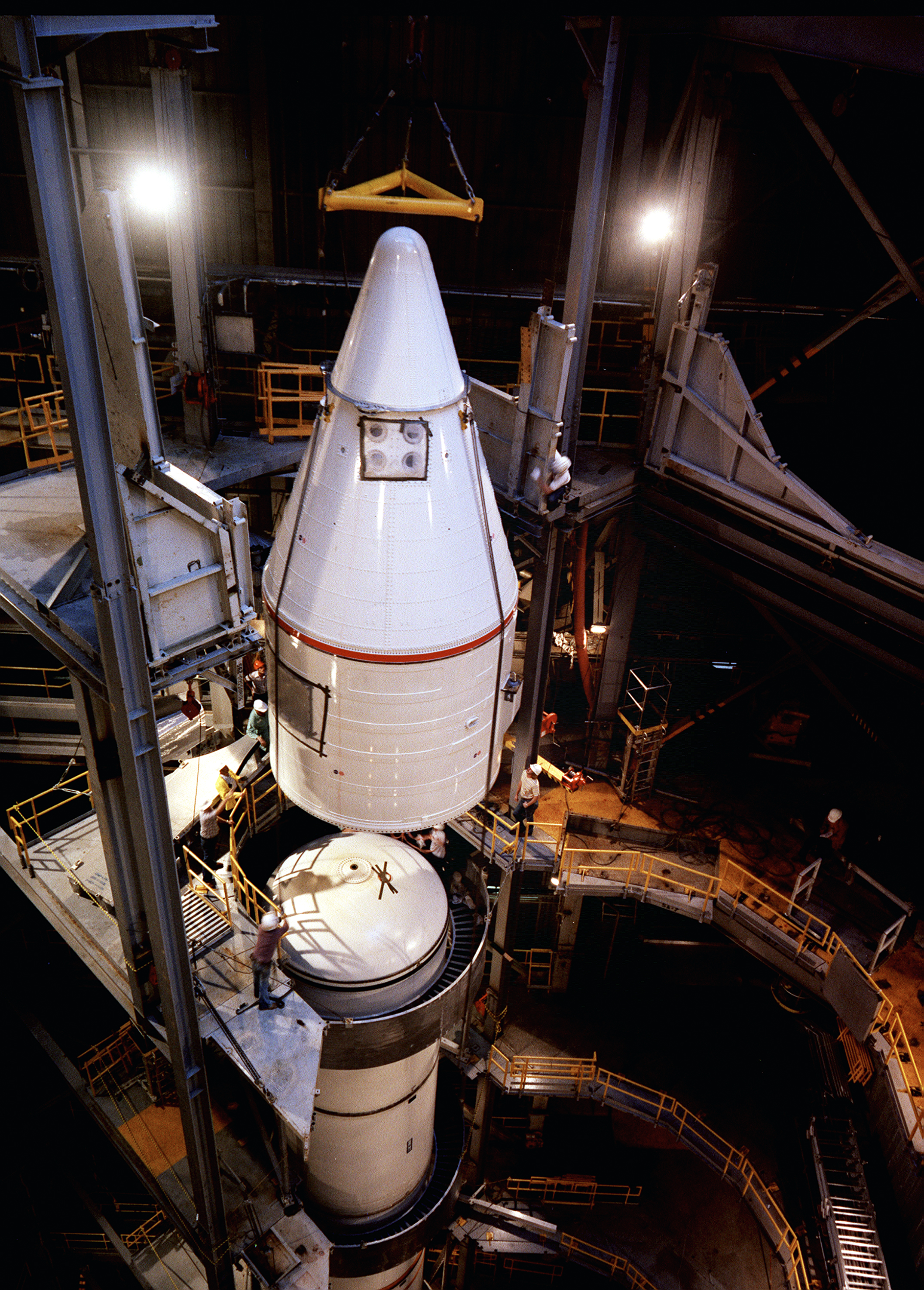 stacking space shuttle srb - photo #6