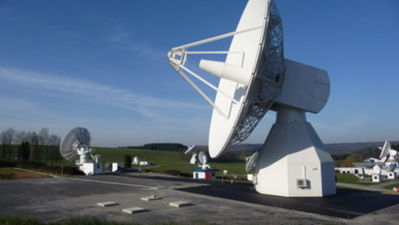 Belgium's Space Base