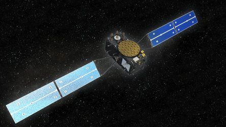OHB-designed Galileo satellite