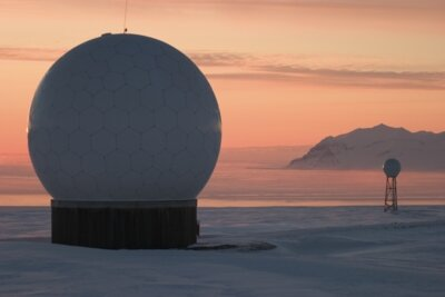 Galileo Svalbard station