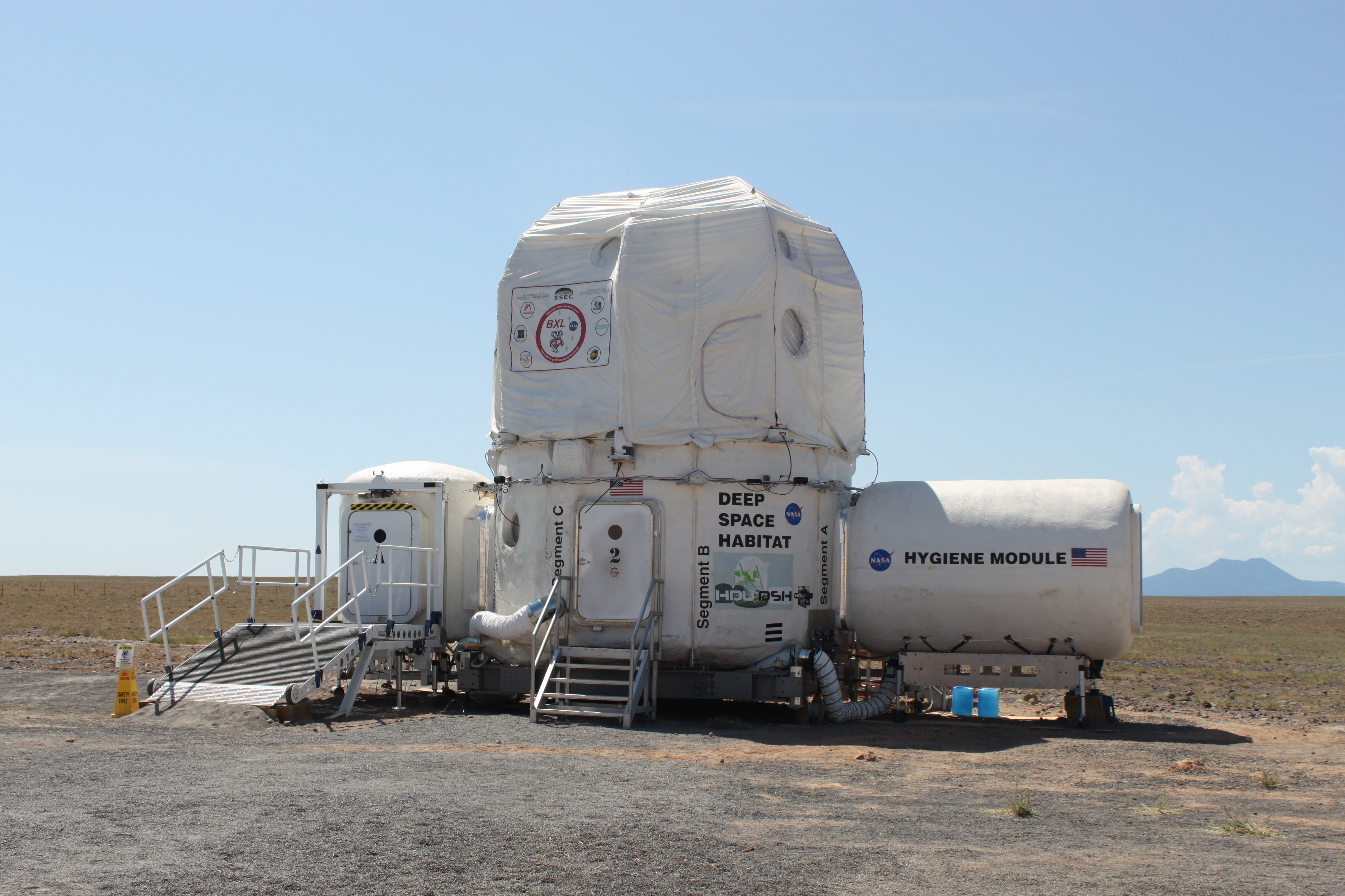 astronaut space habitat - photo #32