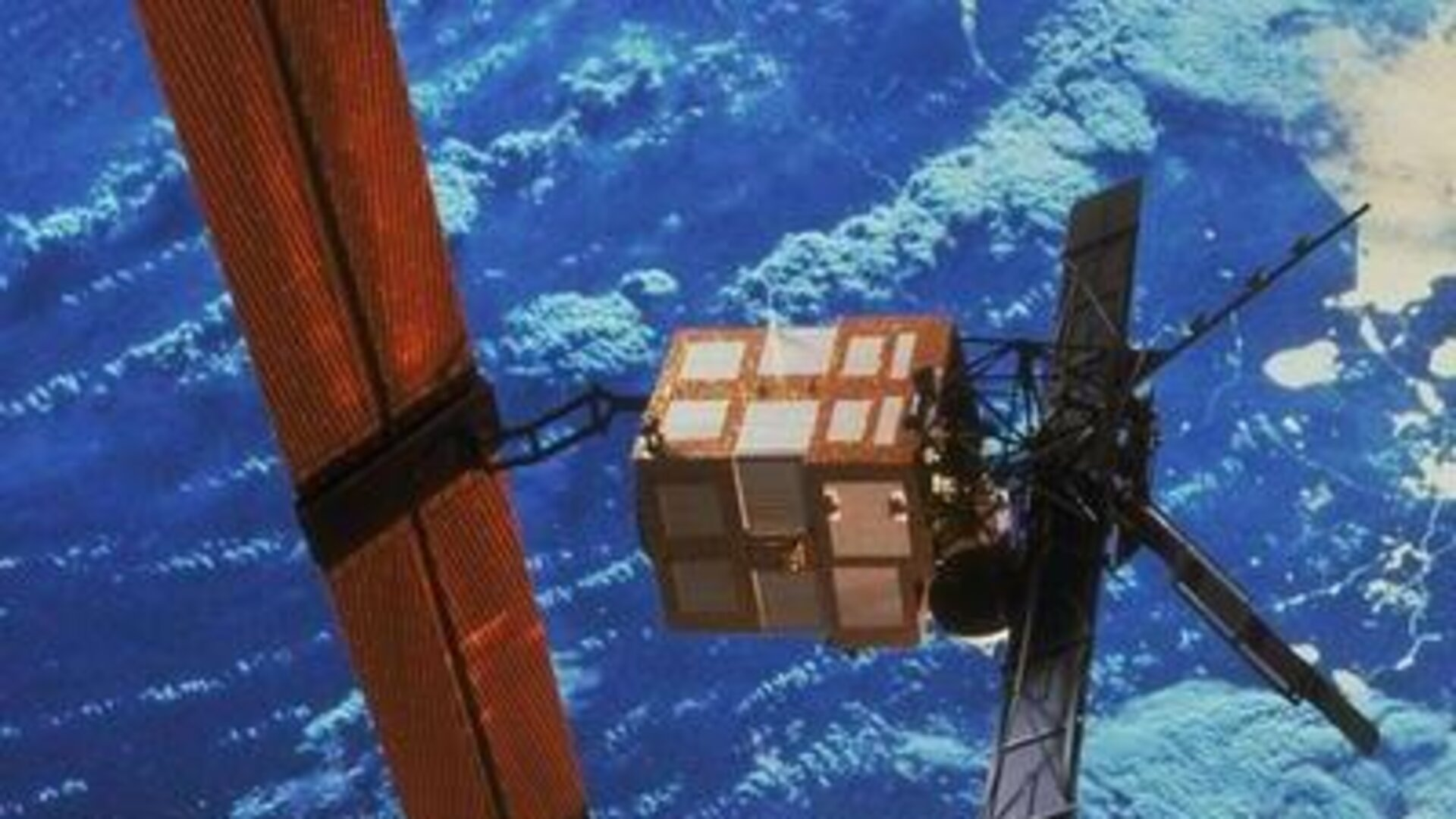 ERS-2 was moved to a safe disposal orbit in 2011