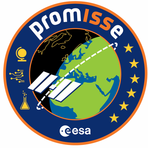 Soyuz TMA-03M, PromISSe mission patch, 2011