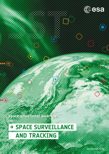 Space Situational Awareness poster - Space Surveillance & Tracking