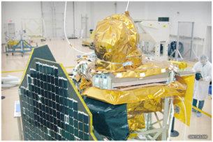 höhe geostationärer satellit