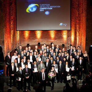 European Satellite Navigation Competition winners