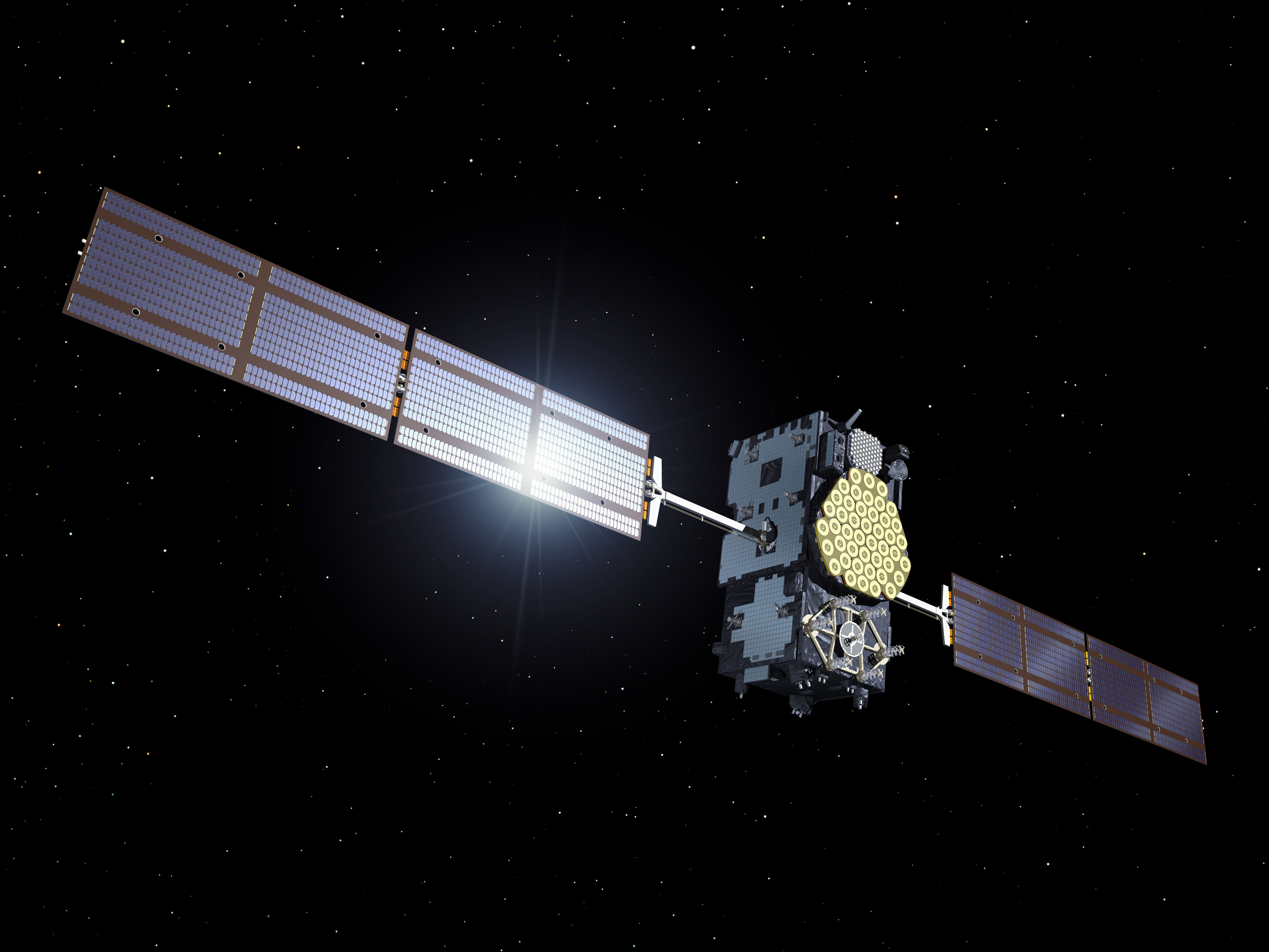Galileo Atomic Clocks – Space Passive Hydrogen Masers ...