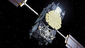 Galileo In-Orbit Validation satellite