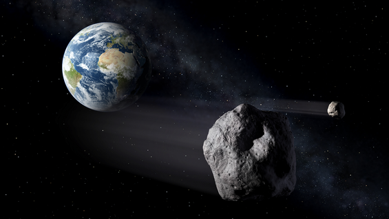 Asteroid Day takes off