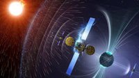 ESA Space Situational Awareness: Living with a star is risky business. Just as it drives weather on Earth, solar activity is responsible for disturbances in our space environment, called 'space weather'.