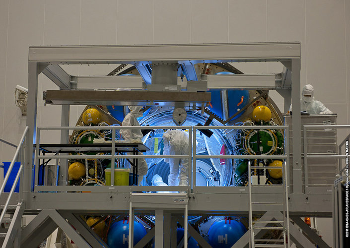 ATV-3 loading going on