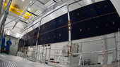 ATV-3 Solar Panels fully extended