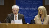 Herman Van Rompuy, President of the European Council, at the 4th