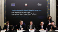 International rendezvous in Lucca on global space exploration