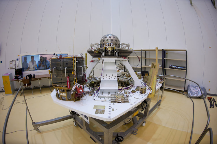 LARES and ALMASat-1