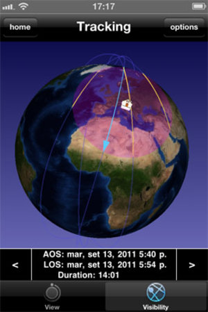 Tracking CryoSat
