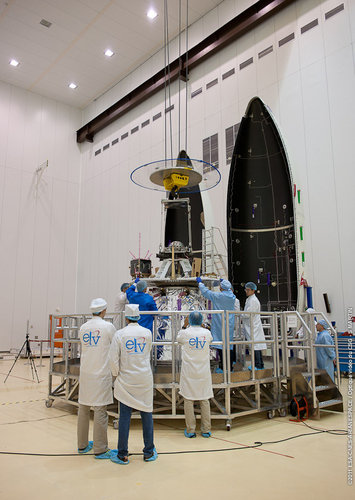 Vega payload preparations