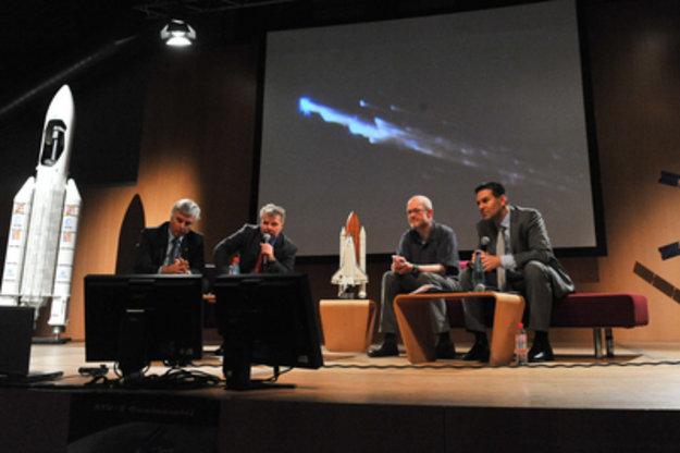 Öffentlicher Event zu 10 Jahren Mars-Forschung ATV-Start zur ISS