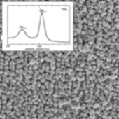 XPS measurement of titanium oxide surface