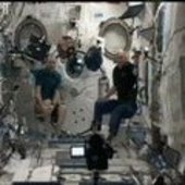SPHERES finals on the International Space Station