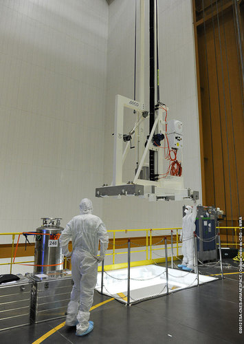 ATV-3 preparations continue