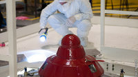 ATV-3 docking cone inspection