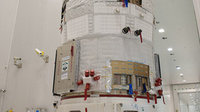 ATV-3 prepared for transfer