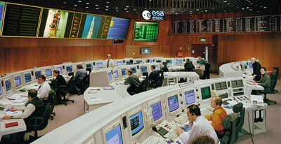 ESOC, Darmstadt, Germania